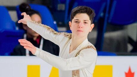 Canada scores double bronze at ISU Junior Grand Prix