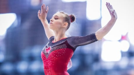 Canadian gymnast Emma Spence takes bronze at Youth Olympic Games