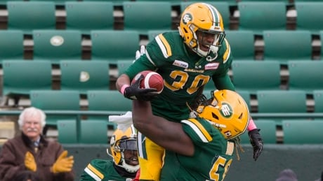 A potential name change is not imminent for CFL's Edmonton Eskimos