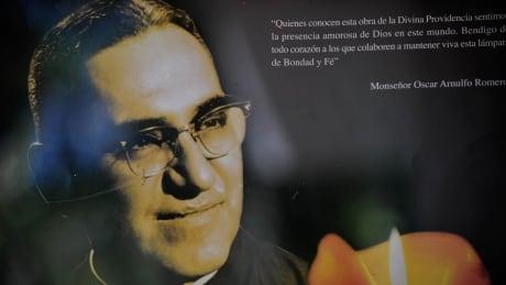 Slain Salvadoran bishop, former pope become saints