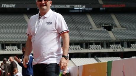 Patrick Baumann, rising star in Olympic circles, dies at 51