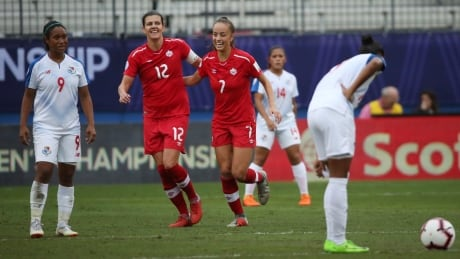 Canada thrashes Panama to book FIFA Women's World Cup berth