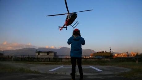 Nepal Mountaineers Killed