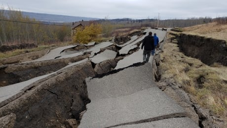 Temporary access allowed for some residents of landslide-threatened Old Fort, B.C.