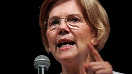 'Send the check,' Sen. Elizabeth Warren tells Trump