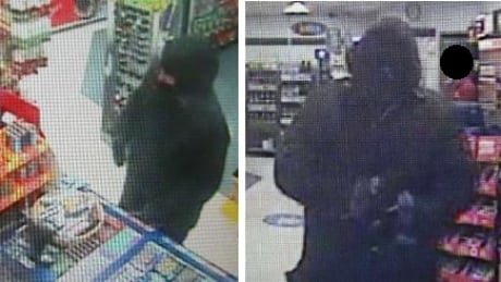 Windsor variety store robbery has cops looking for male suspect