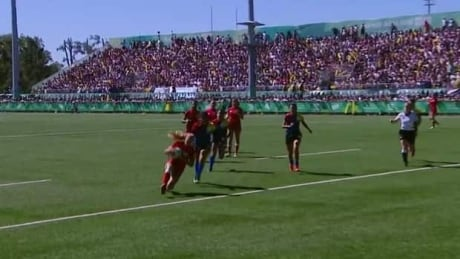 Canadian women win rugby sevens bronze at Youth Olympics