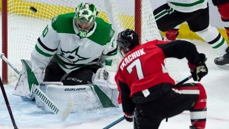 Senators finish off Stars with 3-goal third period