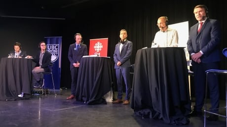 Kelowna mayoral candidates outline their visions for the city in all-candidate forum