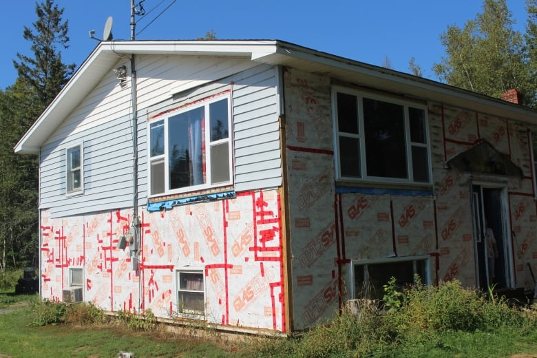 What does $48K in renos get you? For one woman, a home stripped bare