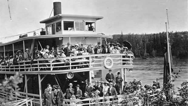 Big Island Provincial Park? A look back at Big Island as an Edmonton destination