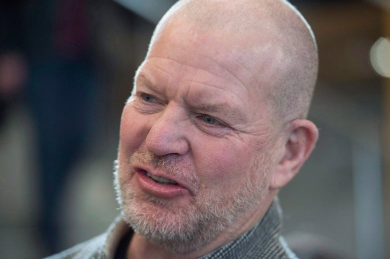 0ffa876de2 Chip Wilson, seen in a file photo from earlier this year, sold half of his  remaining stake in Lululemon in 2014. (Jonathan Hayward/Canadian Press)