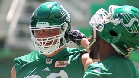 'It's a great day to be a Rider': Regina-born Zack Evans gets 4-year contract with hometown team
