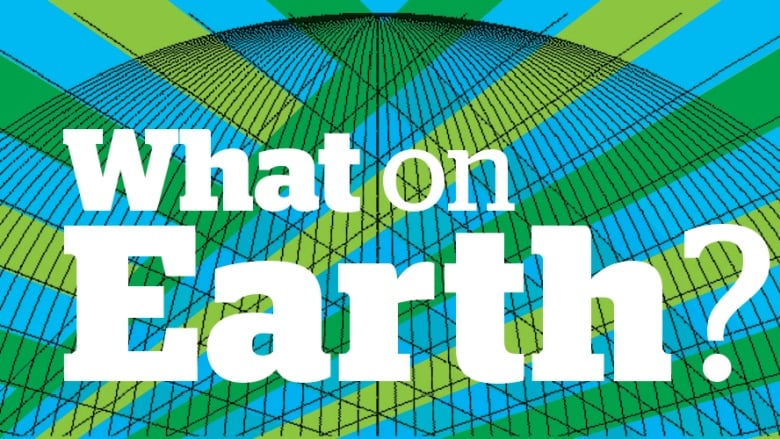 Image result for What on Earth CBC logo