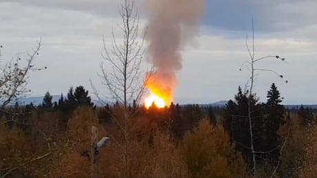 Fortis declares natural gas supply at 'normal' levels after pipeline explosion