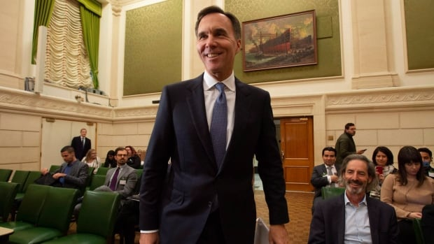 Federal government's tariff relief plan faces criticism; Morneau says 50 firms tariff-free