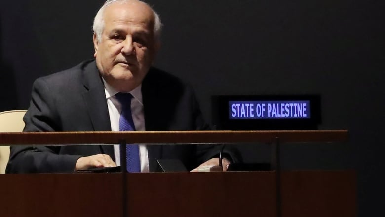 UN Grants Palestine More Powers to Act More As Full Member