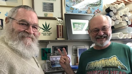 Longtime cannabis advocates celebrate legalization day