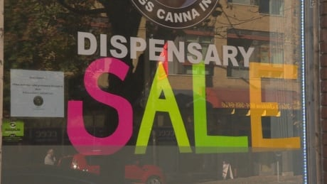 'Everything's got to go': Vancouver dispensaries clear shelves as legalization hits