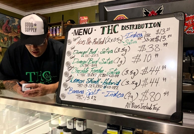 First legal weed sold in Canada at Newfoundland shops