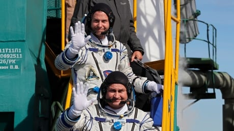 no time to be nervous cosmonaut astronaut recount spacecraft mishap
