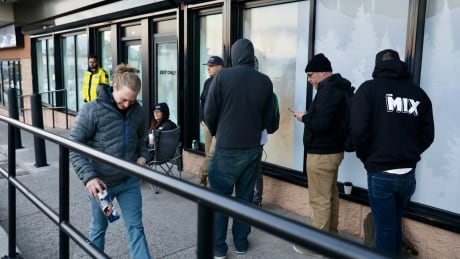 B.C.'s first legal pot shop set to open