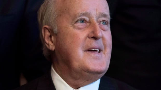 Brian Mulroney joins board of directors of New York-based pot company | CBC News