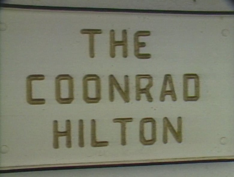 The time someone named a raccoon shelter after hotelier Conrad Hilton