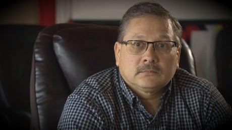 Chief Bob Gloade
