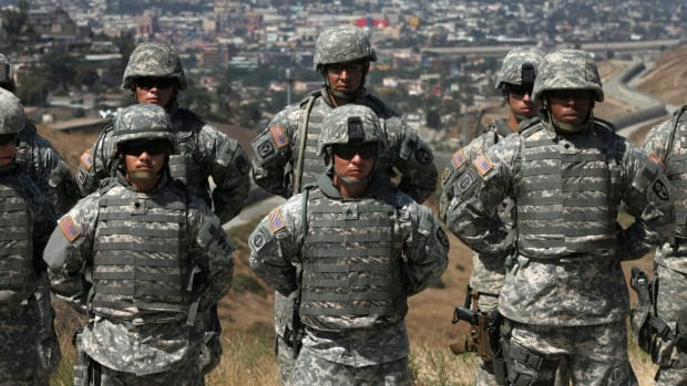 Trump threatens to send military to southern border with Mexico