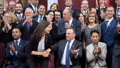 François Legault's cabinet will have an equal number of men and women | CBC