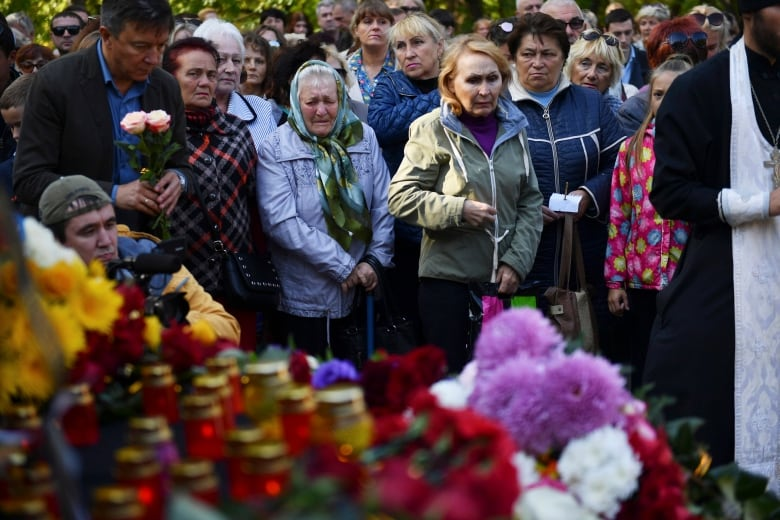 Crimea school death toll rises to 20, PM believes student attacker had help