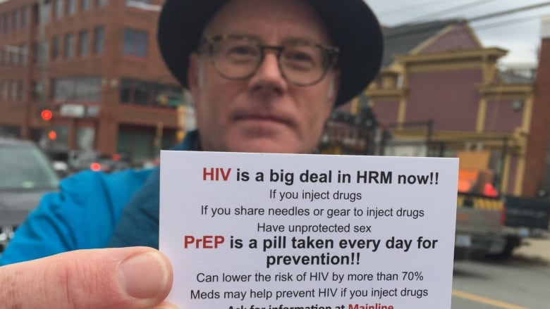 The urgent search for undiagnosed HIV among Halifax's most vulnerable