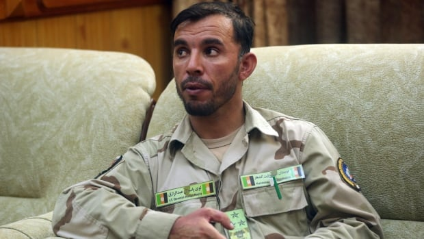 Abdul Raziq, powerful Afghan law official, among 3 killed in attack ahead of elections