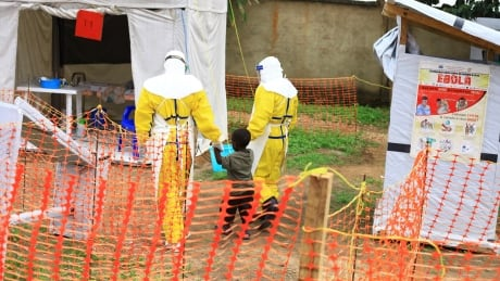 Uganda at 'big risk' for Ebola spreading from neighbouring Congo, officials say | CBC