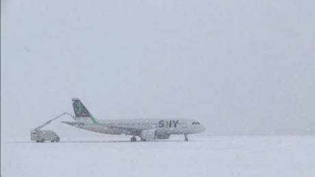 Snowfall warning in effect for Happy Valley-Goose Bay