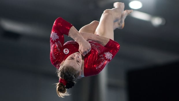 Gymnast Emma Spence chosen as Canada's flag-bearer at Youth Olympics closing ceremony