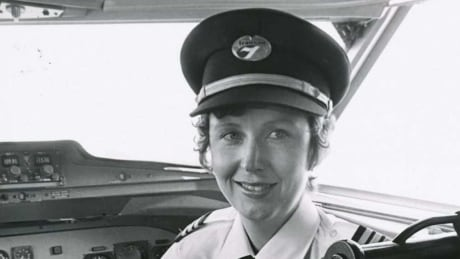 Canada's first female commercial pilot honoured with Alberta Order of Excellence