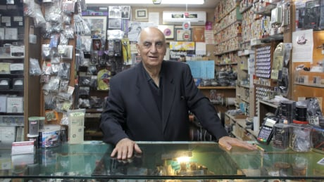 'I'm an electronics doctor': Joseph Hovsepian says repairing old radios is a dying trade