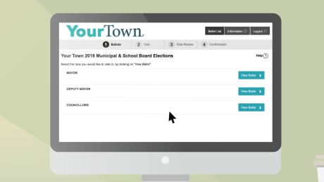 Sarnia using 24/7 internet and phone voting this election — and numbers are up