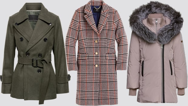 Just right: 12 winter coats cut for petite women | CBC Life