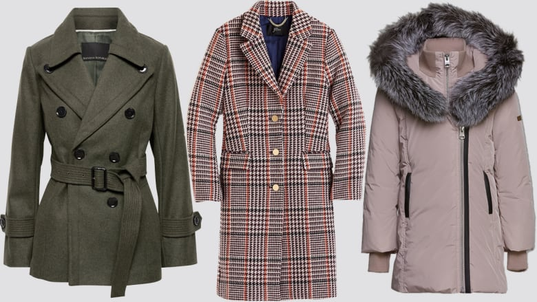 52f1e6b0f Just right: 12 winter coats cut for petite women | CBC Life