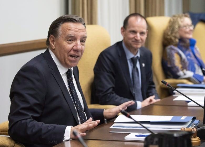 Francois Legault Dismisses Charles Taylor S Contempt For Caq S