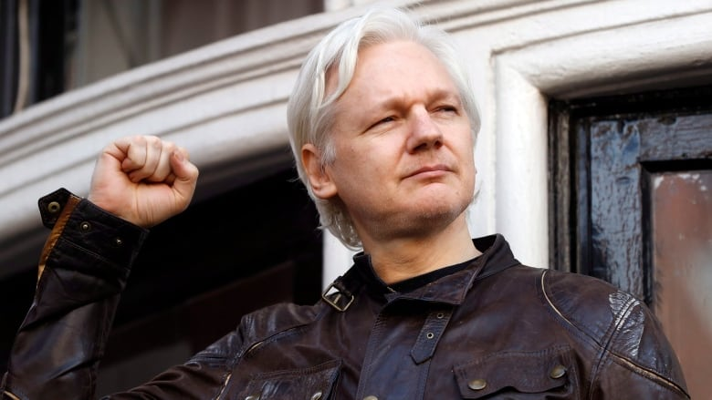 Julian Assange sues Ecuador for 'violating his rights and freedoms'