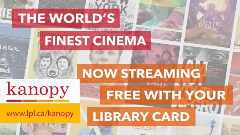 London Public Library introduces Netflix-like movie