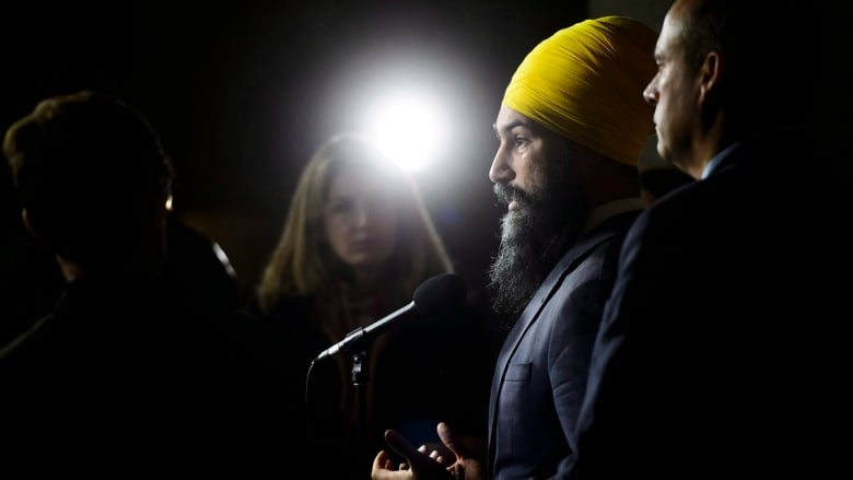 Superbe NDP Leader Jagmeet Singh Said He Thinks The Liberals Arenu0027t Respecting  Voters By Delaying Byelection Calls In The Ridings Of Burnaby South,  Yorku2013Simcoe And ...