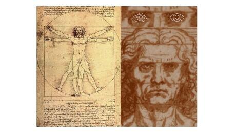 artist leonardo da vinci likely had an advantageous eye disorder