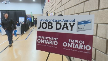 Windsor's unemployment rate is increasing, but businesses say there are plenty of jobs