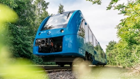 could the okanagan s transit future be hydrogen powered rail