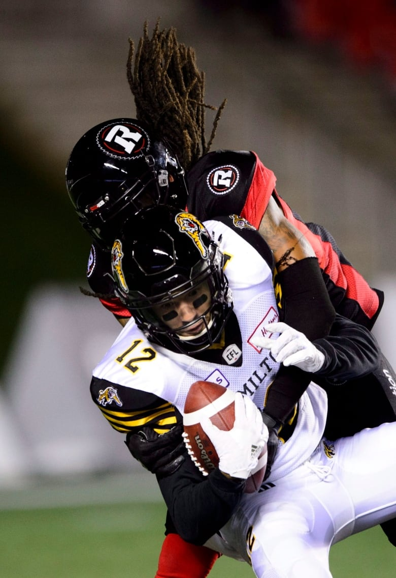 Ward's record-setting kick highlights Redblacks' key win